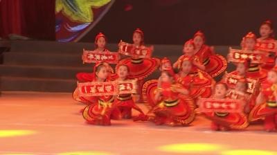 视频丨少儿春晚精彩节目:银杏宝宝闹新春
