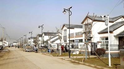 新居、新景、新生活!新型农村社区让邳州农户就地城镇化