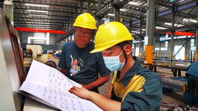 智能+科技,赋能邳州经济开发区企业发展新活力