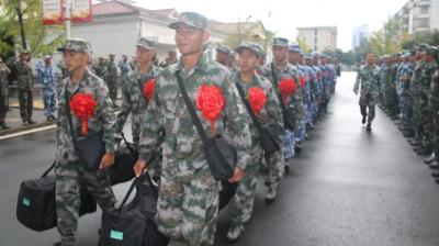 141名邳州战士:出征!