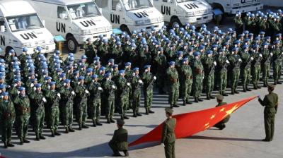 永作推动人类和平发展进步的中坚力量——写在中华人民共和国恢复联合国合法席位50周年之际