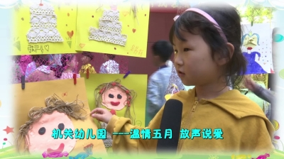 《小鬼当家》:机关幼儿园母亲节活动